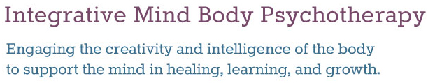 integrative mind body therapyKalila B. Homann, MA, LPC-S, BC, DMT